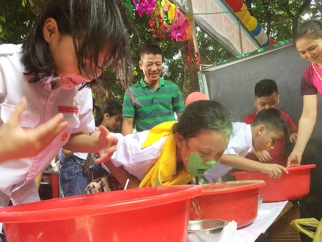 16218 hoi cho 17 - Giáo xứ Nam Dư: Thiếu nhi vui đón hội chợ 2019
