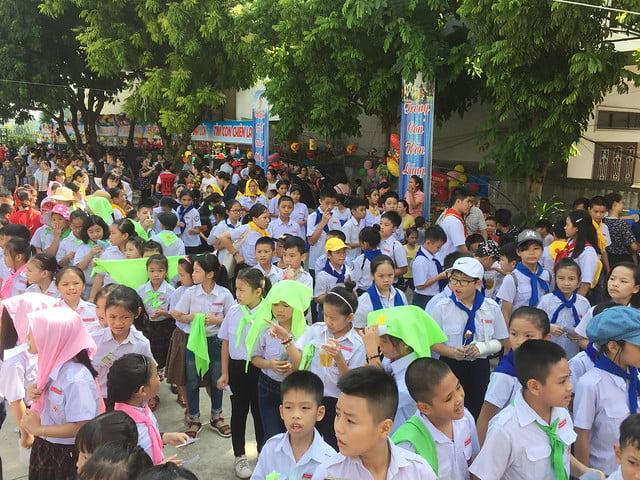 16218 hoi cho 3 - Giáo xứ Nam Dư: Thiếu nhi vui đón hội chợ 2019