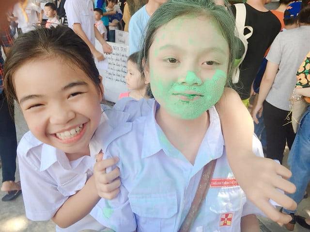16218 hoi cho 4 - Giáo xứ Nam Dư: Thiếu nhi vui đón hội chợ 2019