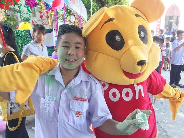 16218 hoi cho 6 - Giáo xứ Nam Dư: Thiếu nhi vui đón hội chợ 2019