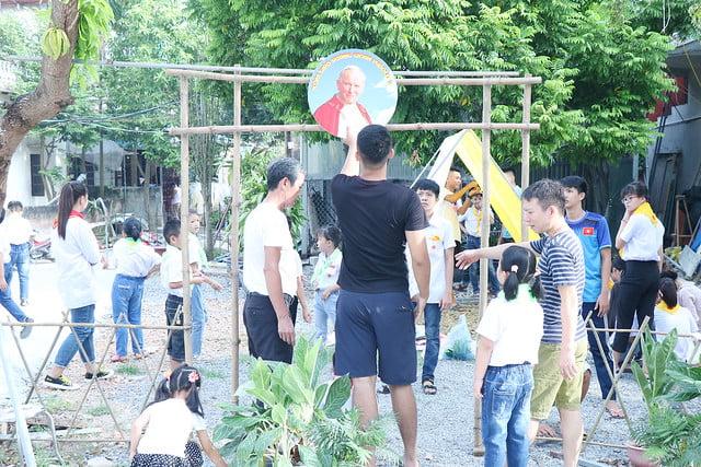 16219 trung thu 4 - Hội trại Giêsu và vui Trung thu của Thiếu nhi Giáo xứ Bằng Sở