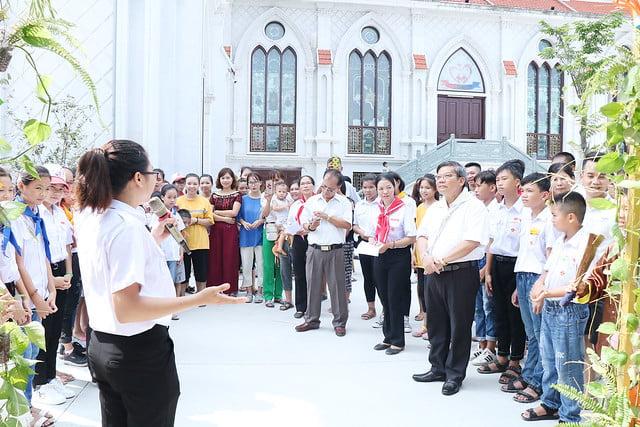 16219 trung thu 5 - Hội trại Giêsu và vui Trung thu của Thiếu nhi Giáo xứ Bằng Sở