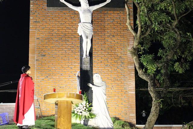 16264 doi hy vong 3 - Giáo xứ Giang Xá: Thánh lễ đầu tiên tại đồi Hy Vọng