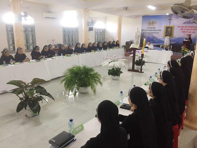 16266 tong tu nghi 20 - Tổng Tu Nghị lần thứ IV của Hội Dòng Mến Thánh Giá Hà Nội
