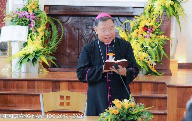 16277 khai giang 1 - Đại Chủng Viện Thánh Giuse Hà Nội khai giảng năm học mới 2019 - 2020
