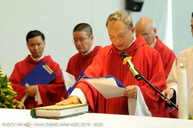 16277 khai giang 10 - Đại Chủng Viện Thánh Giuse Hà Nội khai giảng năm học mới 2019 - 2020