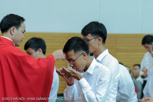 16277 khai giang 13 - Đại Chủng Viện Thánh Giuse Hà Nội khai giảng năm học mới 2019 - 2020