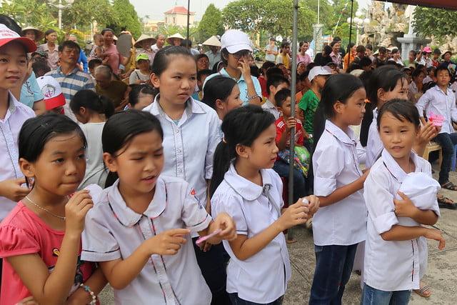 16278 trung thu 11 - Caritas Hà Nội: Trung Thu với các em thiếu nhi có hoàn cảnh đặc biệt