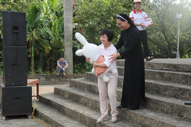 16278 trung thu 13 - Caritas Hà Nội: Trung Thu với các em thiếu nhi có hoàn cảnh đặc biệt