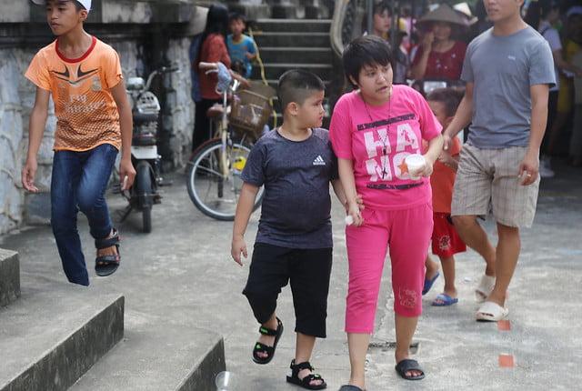 16278 trung thu 2 - Caritas Hà Nội: Trung Thu với các em thiếu nhi có hoàn cảnh đặc biệt