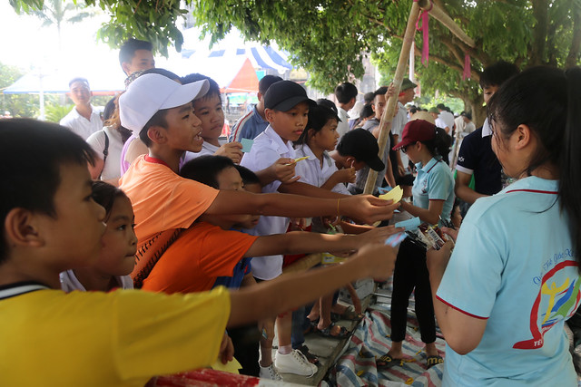 16278 trung thu 9 - Caritas Hà Nội: Trung Thu với các em thiếu nhi có hoàn cảnh đặc biệt