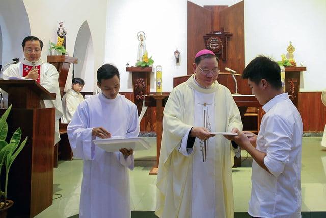 16279 gioi tre 3 - Thánh lễ tạ ơn và trao Bổ nhiệm thư cho Ban Chấp hành giới trẻ TGP Hà Nội nhiệm kỳ 2019-2022