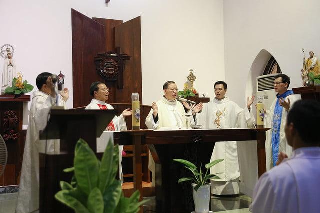 16279 gioi tre 4 - Thánh lễ tạ ơn và trao Bổ nhiệm thư cho Ban Chấp hành giới trẻ TGP Hà Nội nhiệm kỳ 2019-2022