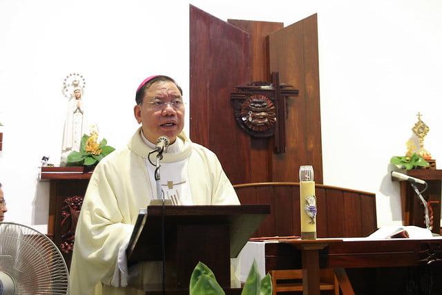 16279 gioi tre 6 - Thánh lễ tạ ơn và trao Bổ nhiệm thư cho Ban Chấp hành giới trẻ TGP Hà Nội nhiệm kỳ 2019-2022