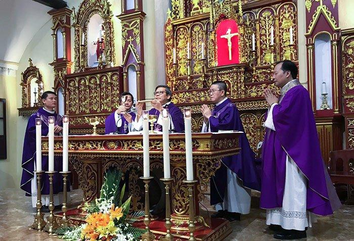 16294 so ha 1 - Thánh lễ cầu nguyện cho Cha cố Giuse và Cha cố Phanxico Xavie tại Giáo xứ Sở Hạ