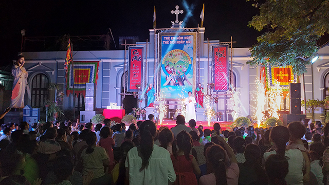 16320 mac thuong 3 - Giáo Xứ Mạc Thượng: Tổng Kết Chiến Dịch Hè 2019