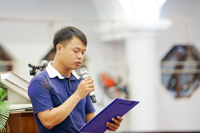 16335 phu oc 8 - Lần đầu tiên giới trẻ giáo xứ Phú Ốc mừng lễ Đấng bảo trợ