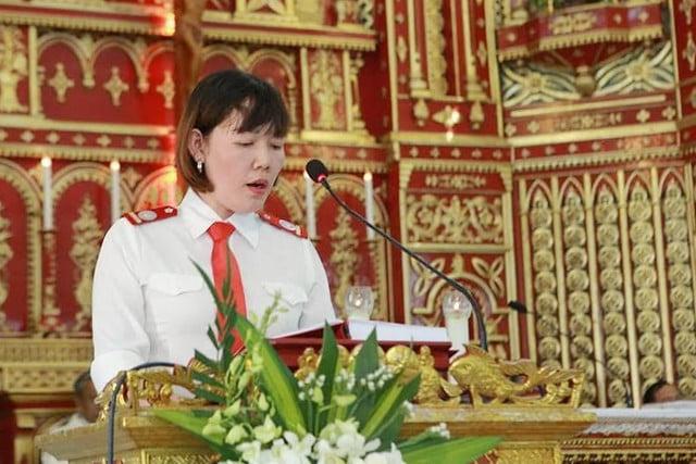 16352 dai hoi ken 11 - Đại hội Kèn đồng giáo hạt Thanh Oai lần thứ VIII