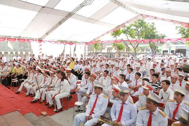 16352 dai hoi ken 3 - Đại hội Kèn đồng giáo hạt Thanh Oai lần thứ VIII