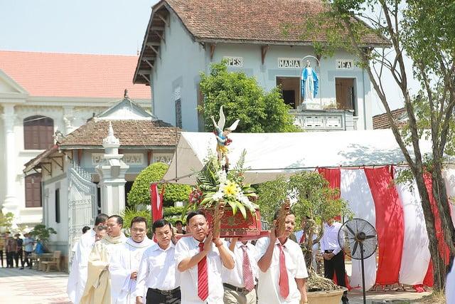 16352 dai hoi ken 6 - Đại hội Kèn đồng giáo hạt Thanh Oai lần thứ VIII