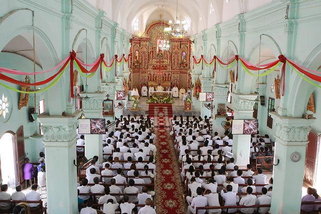 16352 dai hoi ken 8 - Đại hội Kèn đồng giáo hạt Thanh Oai lần thứ VIII