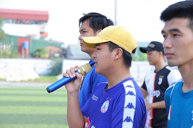 16382 phu xuyen4 - Khai mạc giải bóng đá giới trẻ Giáo hạt Phú Xuyên lần II năm 2019
