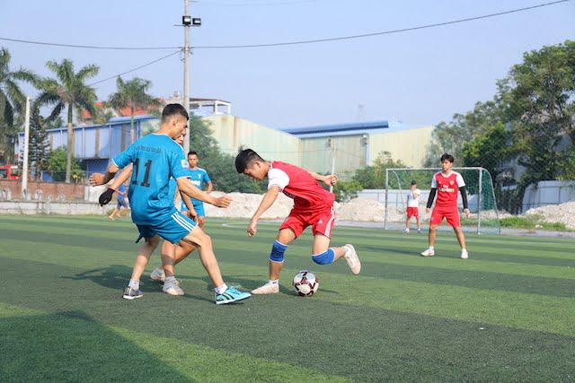 16382 phu xuyen6 - Khai mạc giải bóng đá giới trẻ Giáo hạt Phú Xuyên lần II năm 2019