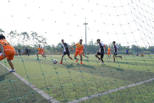 16382 phu xuyen7 - Khai mạc giải bóng đá giới trẻ Giáo hạt Phú Xuyên lần II năm 2019