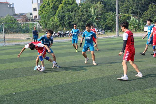 16382 phu xuyen8 - Khai mạc giải bóng đá giới trẻ Giáo hạt Phú Xuyên lần II năm 2019