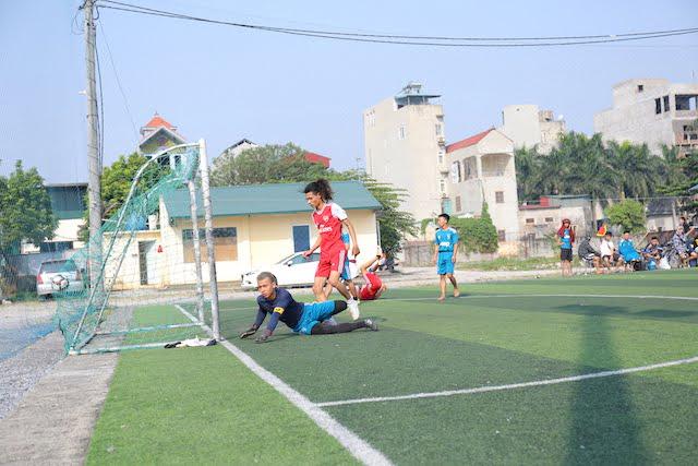 16382 phu xuyen9 - Khai mạc giải bóng đá giới trẻ Giáo hạt Phú Xuyên lần II năm 2019