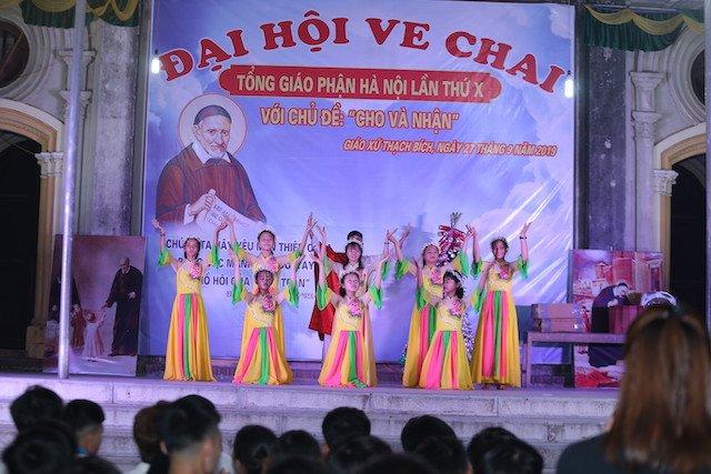 16384 ve chai13 - Caritas Hà Nội: Đại Hội Ve Chai lần thứ X