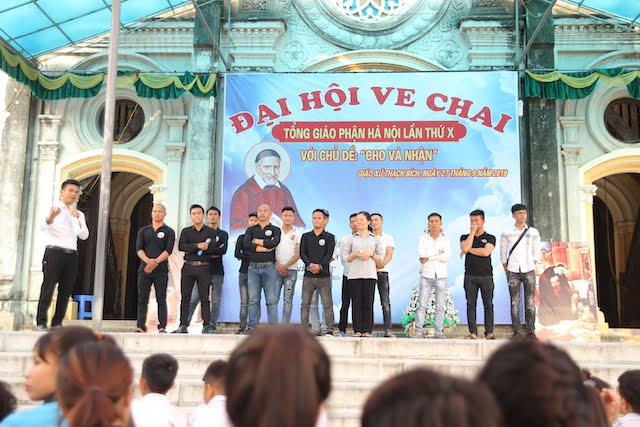 16384 ve chai3 - Caritas Hà Nội: Đại Hội Ve Chai lần thứ X