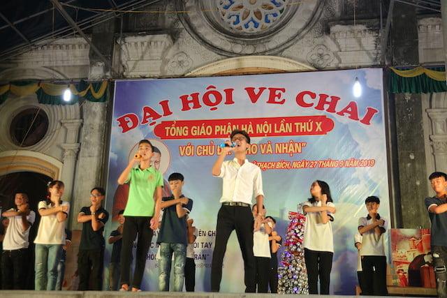 16384 ve chai6 - Caritas Hà Nội: Đại Hội Ve Chai lần thứ X