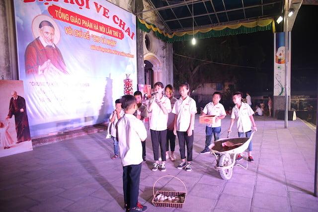 16384 ve chai7 - Caritas Hà Nội: Đại Hội Ve Chai lần thứ X