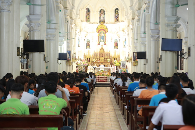 16384 ve chai8 - Caritas Hà Nội: Đại Hội Ve Chai lần thứ X