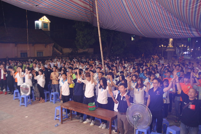 16384 ve chai9 - Caritas Hà Nội: Đại Hội Ve Chai lần thứ X