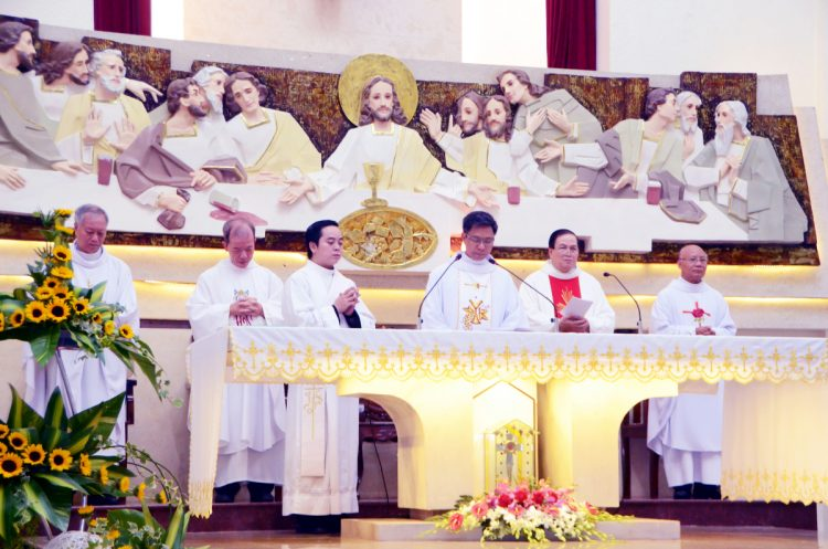 23092019 162412 2 750x497 - Hiệp Hội Thánh Phaolô Tông Đồ Dân Ngoại: Hồng ân dâng hiến