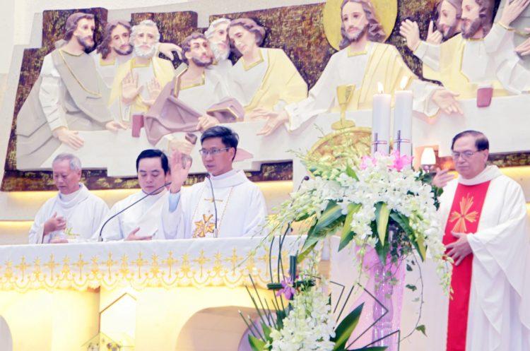 23092019 162412 7 750x497 - Hiệp Hội Thánh Phaolô Tông Đồ Dân Ngoại: Hồng ân dâng hiến