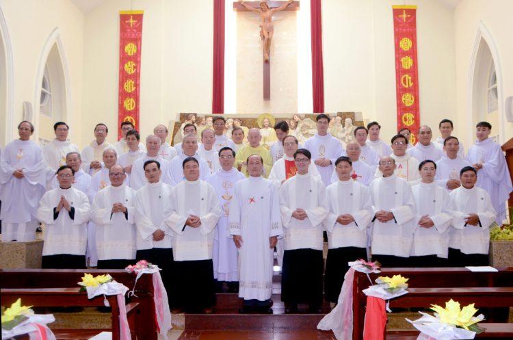 23092019 162412 8 750x497 - Hiệp Hội Thánh Phaolô Tông Đồ Dân Ngoại: Hồng ân dâng hiến