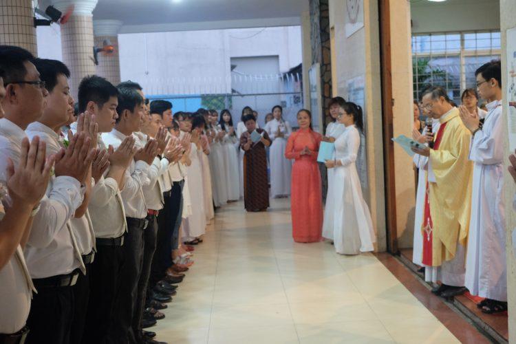 23092019 163000 1 750x500 - Giáo xứ Tân Việt: Rửa tội Dự tòng