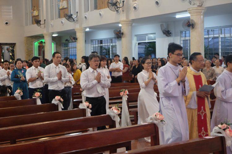 23092019 163000 2 750x500 - Giáo xứ Tân Việt: Rửa tội Dự tòng