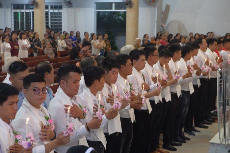 23092019 163000 5 750x500 - Giáo xứ Tân Việt: Rửa tội Dự tòng