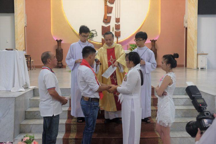 23092019 163000 7 750x500 - Giáo xứ Tân Việt: Rửa tội Dự tòng