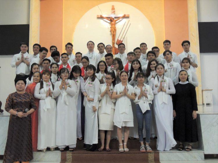 23092019 163000 9 750x563 - Giáo xứ Tân Việt: Rửa tội Dự tòng