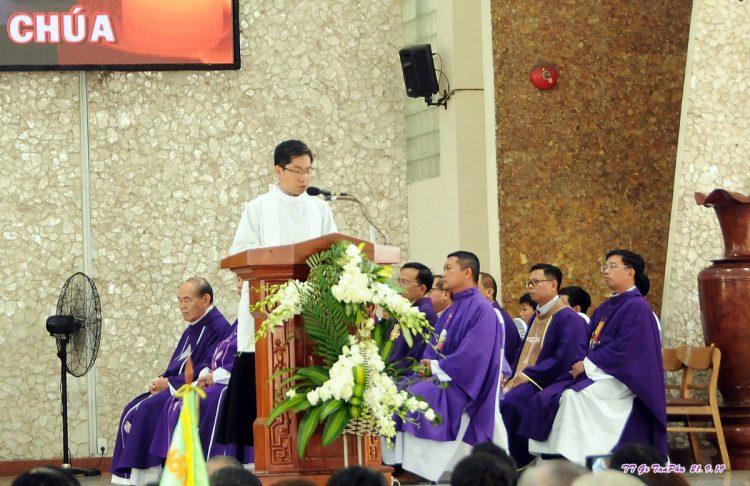 23092019 164935 4 750x486 - Giáo xứ Tân Phú: Lễ Giỗ một năm cha cố Giuse Lê Đình Quế Minh