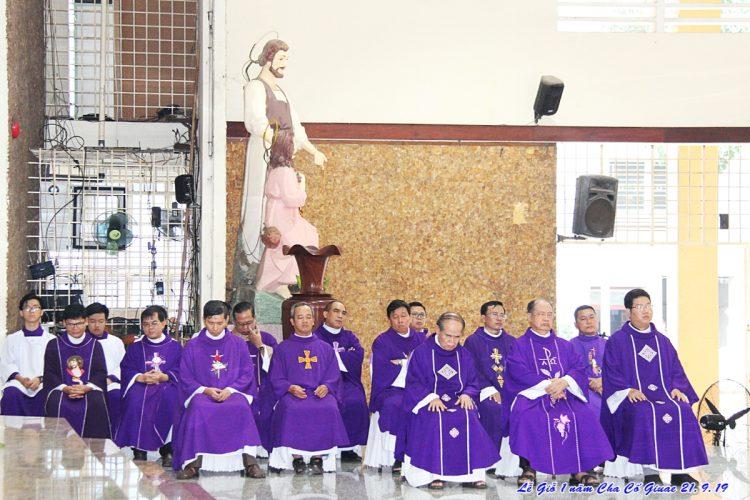 23092019 164935 9 750x500 - Giáo xứ Tân Phú: Lễ Giỗ một năm cha cố Giuse Lê Đình Quế Minh