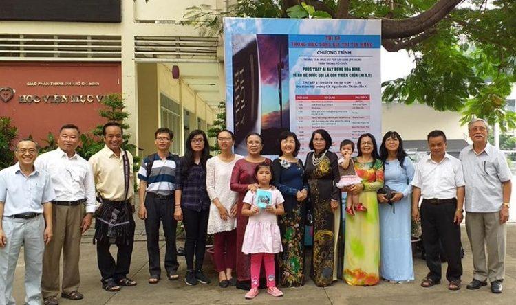"""25092019 103732 750x444 - Buổi sinh hoạt chuyên đề """"Thi ca trong việc sống các giá trị Tin Mừng"""" tại Trung tâm Mục vụ TGP. Sài Gòn"""