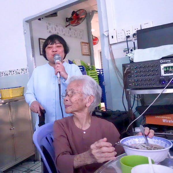 29092019 153034 11 - Giáo xứ Gia Định: Nhóm Từ Thiện Bác Ái thăm nhà Dưỡng Lão Tình Thương Vinh Sơn