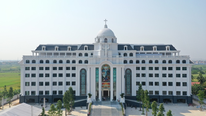 29092019 205939 - Giới thiệu Trung tâm mục vụ Giáo phận Hải Phòng - nơi tổ chức Đại Hội XIV của HĐGM Việt Nam