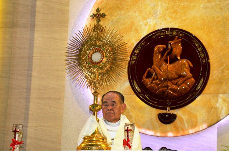 29092019 212518 1 750x494 - Giáo xứ Tân Thành: Kính Tổng Lãnh Thiên Thần Michael